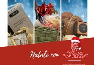 idee regalo di natale, idee pacchi di natale, idee cesti natalizi