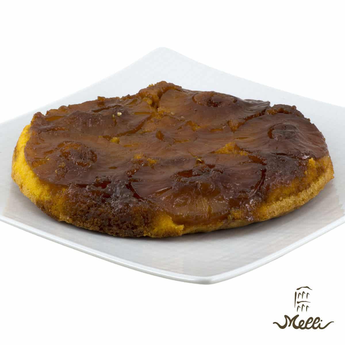 TORTA D'ANANAS