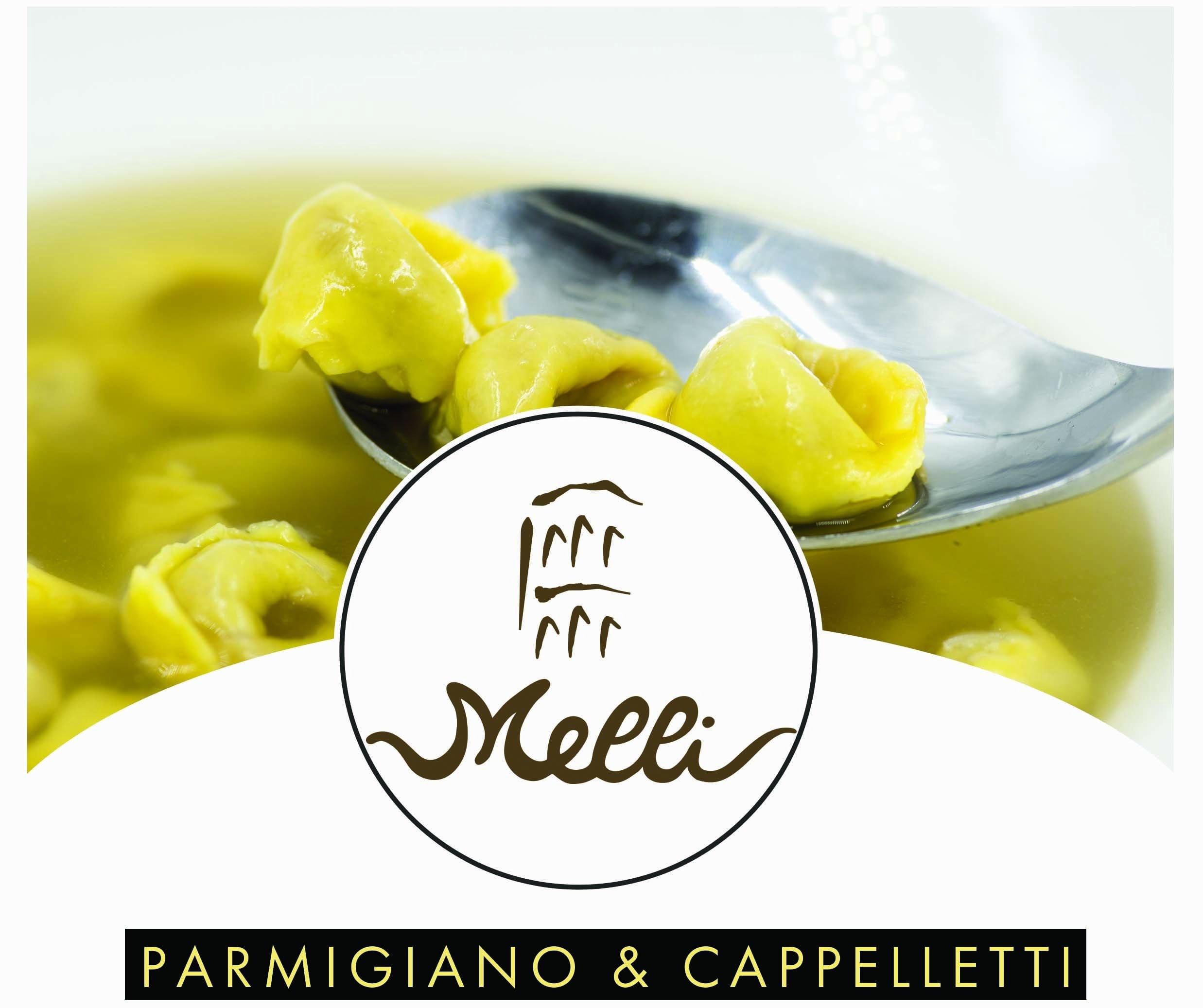 Parmigiano & Cappelletti al Panificio Melli il 16 Novembre