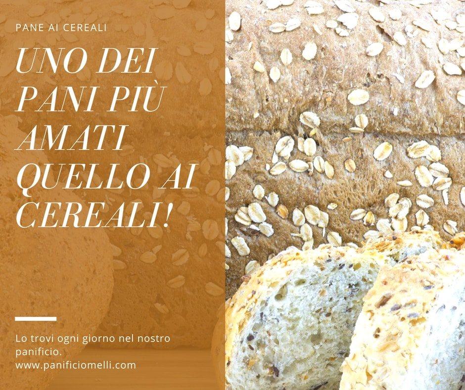 Articolo, news Panificio melli per pane o panini ai cereali, pane bello e gustoso, pane fresco e morbido