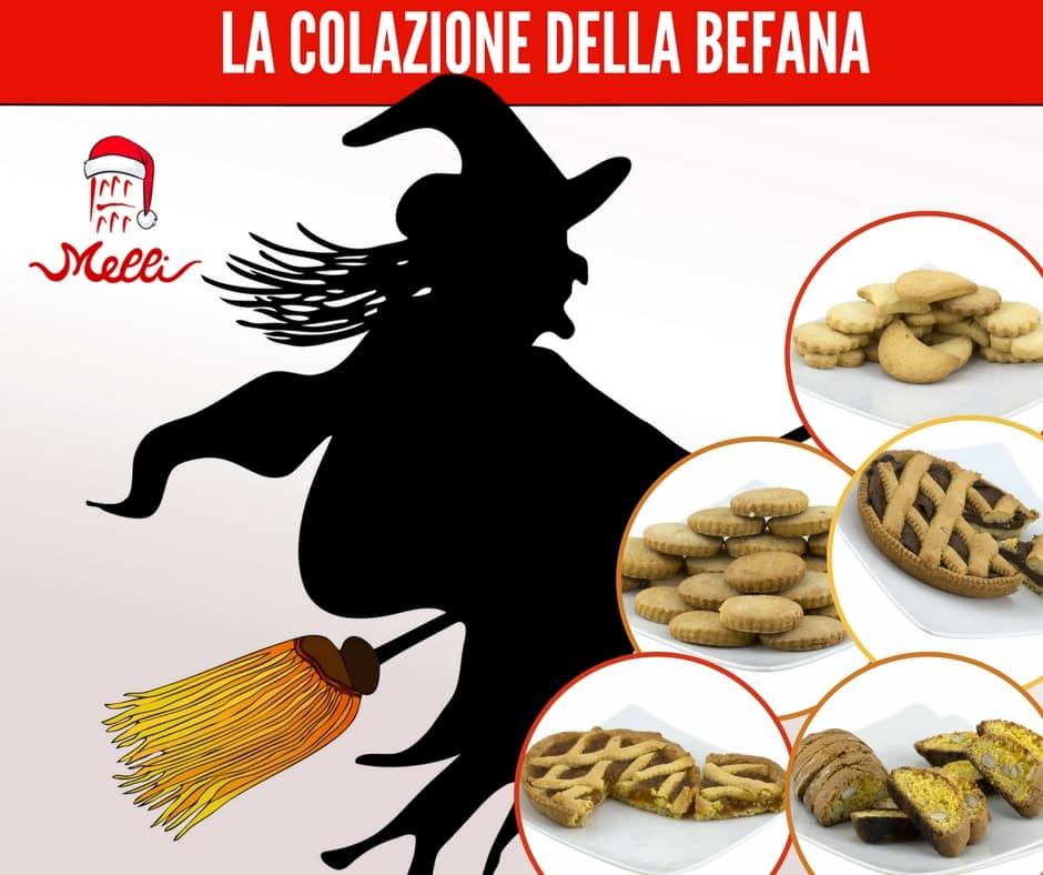 torte e biscotti al Panificio Melli di Reggio Emilia