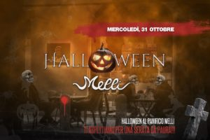 Halloween al Panificio Melli