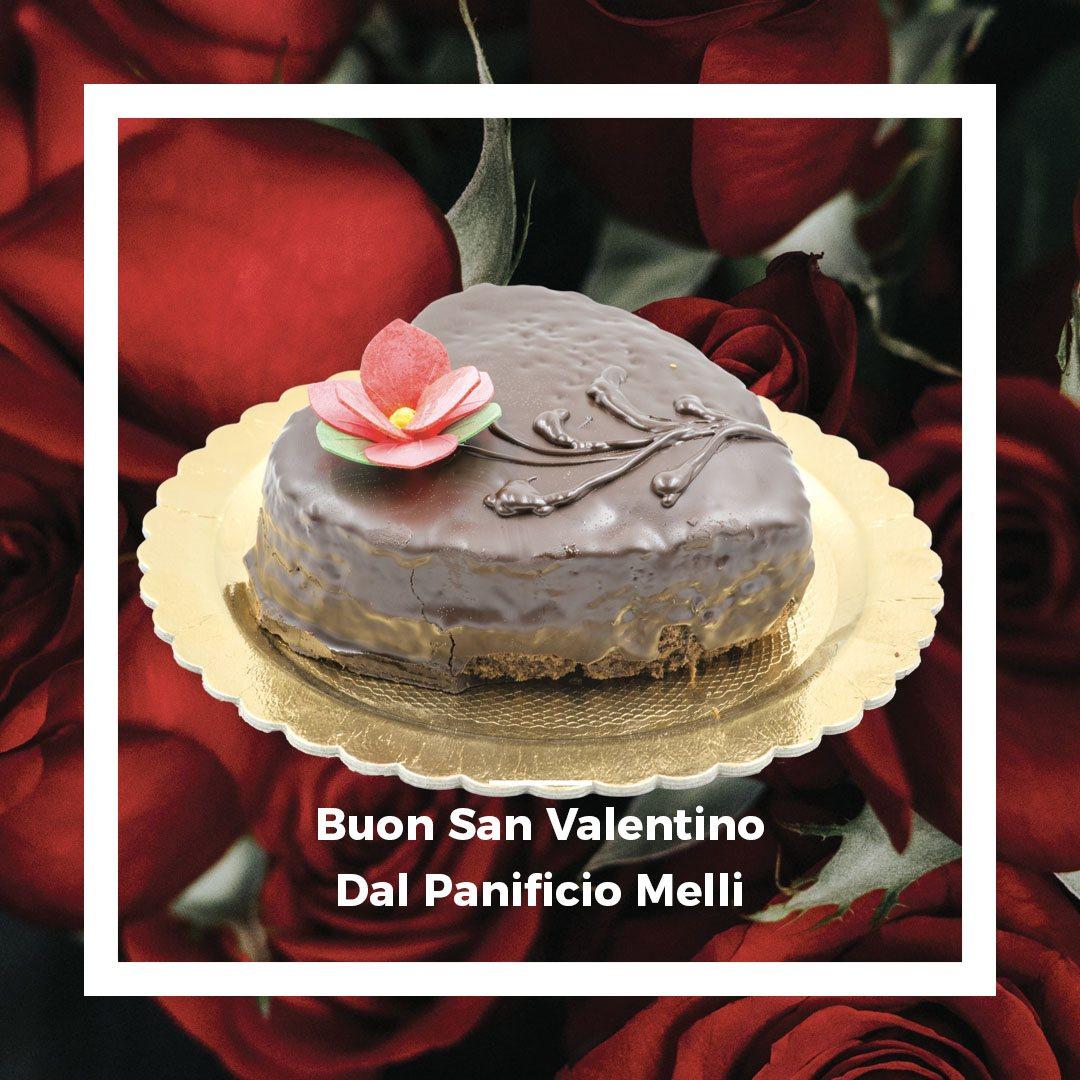 Torta di San Valentino: dolcezza, golosità e amore.